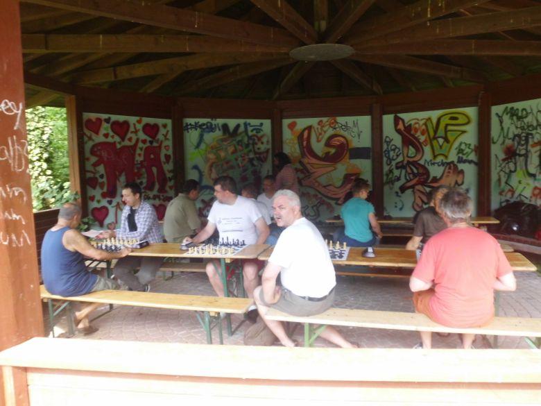 Fotos vom Bezirksblitztag in Hameln 4