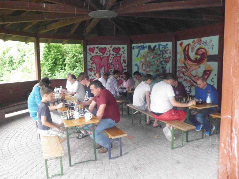 Fotos vom Bezirksblitztag in Hameln 5