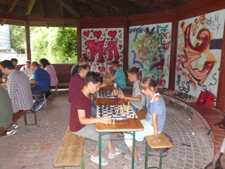 Fotos vom Bezirksblitztag in Hameln 8