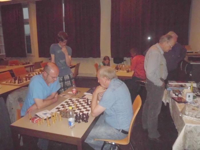 Offenes Vereinsturnier des ESV Rot-Weiß Göttingen 2015 2