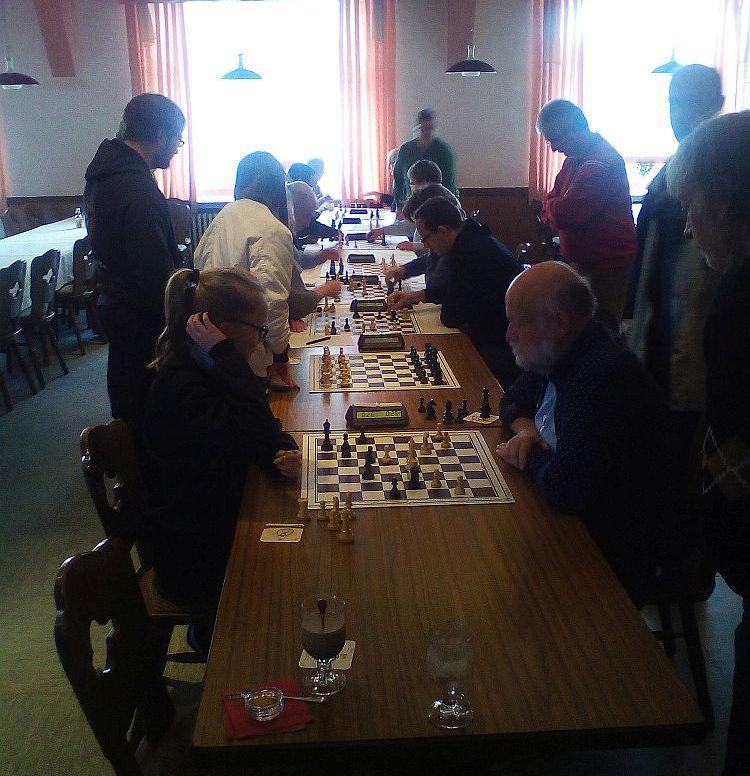 Blitzmeisterschaft der Solling-Schachvereinigung 2017 2
