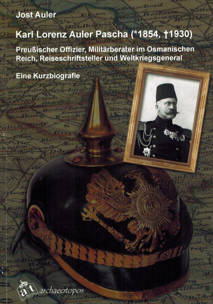 Jost Auler, Karl Lorenz Auzler Pascha (*1854, † 1930), Cover