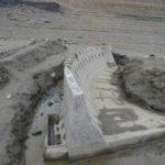 Bilder vom Sperrmauermodell im Edersee an der Bericher Hütte 30