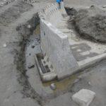 Bilder vom Sperrmauermodell im Edersee an der Bericher Hütte 10