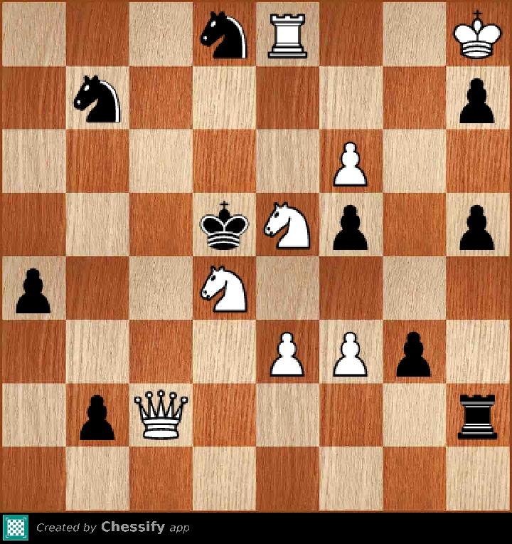 Converting chess diagrams to machine readable FEN with Chessify 3