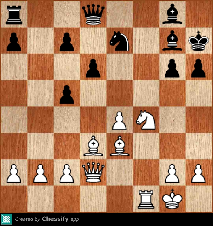 Converting chess diagrams to machine readable FEN with Chessify 27