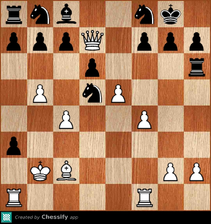 Converting chess diagrams to machine readable FEN with Chessify 9