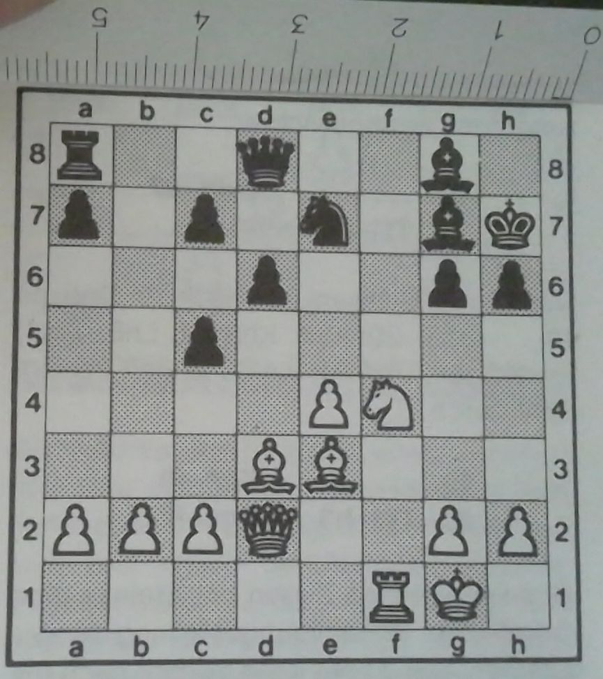Converting chess diagrams to machine readable FEN with Chessify 26
