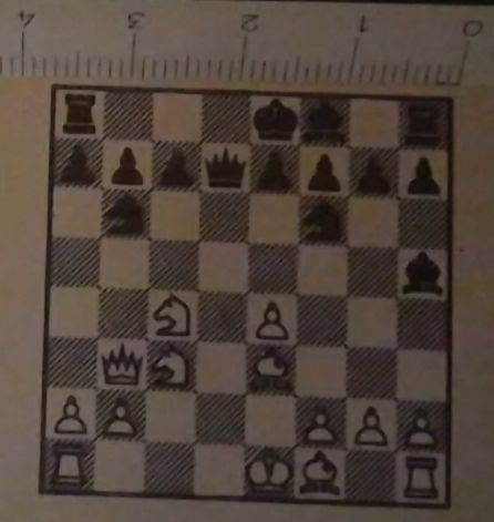 Converting chess diagrams to machine readable FEN with Chessify 22